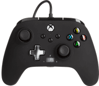 PowerA Enhanced Wired Controller Xbox Series X and Xbox One Black