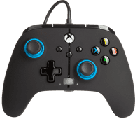 PowerA Enhanced Wired Controller Xbox Series X and Xbox One Blue
