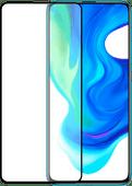 Azuri Rinox Armor Xiaomi Pocophone F2 Pro Screen Protector Black