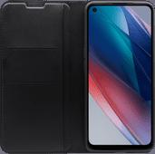 OPPO Find X3 Lite Book Case Zwart