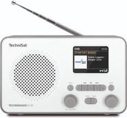Technisat TechniRadio 6 IR Wit