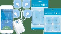 Bluetens + Bluepack Electrodes S12 + M8