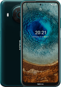 Nokia X10 64GB Groen 5G