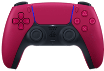 Sony PlayStation 5 DualSense Wireless Controller Cosmic Red