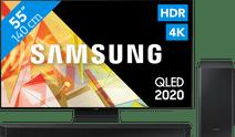 Samsung QLED 55Q95TC + Soundbar