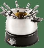 Domo DO706F Stainless Steel Fondue set