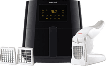 Philips Airfryer XL HD9270/90 + French Fry Cutter