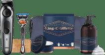 Braun BT7220 + King C. Gillette Geschenkset