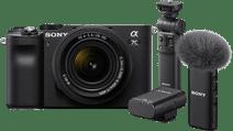 Sony A7C Black + 28-60mm f/4-5.6 Vlog Kit