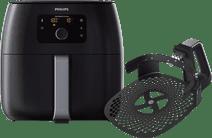 Philips Avance Airfryer XXL HD9650/90 Black + Pizza Kit