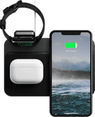 Nomad Base Station 3-in-1 Wireless Charger 10W with Holder for Apple Watch Charger