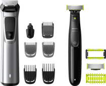 Philips Series 9000 MG9710/90 + Philips Oneblade Face + Body