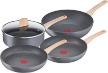 Tefal Natural Force Cookware Set 4-piece
