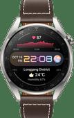 Huawei Watch 3 Pro Classic 4G Silver/Brown 49mm