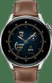 Huawei Watch 3 Classic 4G Silver/Brown 46mm