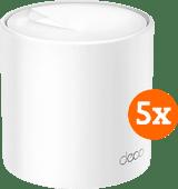 TP-Link Deco X20 Multiroom wifi 6 (5-pack)