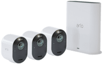 Arlo Ultra 2 4K Wit 3-Pack