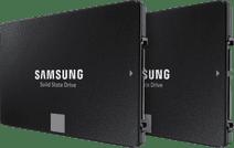 Samsung 870 EVO 2,5 inch 250GB Duo Pack
