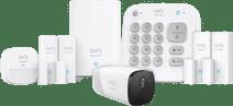 Eufy Home Alarm Kit 7-delig + Eufycam 2 Pro Slimme alarmsystemen