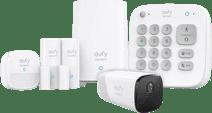 Eufy Home Alarm Kit 5-delig + Eufycam 2 Pro Slimme alarmsystemen