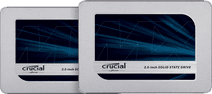 Crucial MX500 2TB 2,5 inch Duo Pack