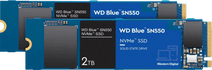 WD Blue SN550 2TB Duo Pack