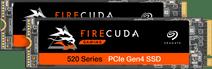 Seagate FireCuda 520 SSD 2TB Duo Pack