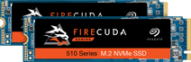 Seagate FireCuda 510 SSD 2TB Duo Pack
