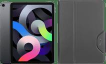 Apple iPad Air (2020) 10.9 inch 256 GB Wifi + 4G Space Gray + Targus VersaVu Book Case