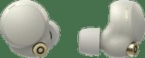 Sony WF-1000XM4 Zilver Sony volledig draadloos oordopje