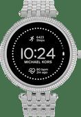 Michael Kors Darci Gen 5E Display MKT5126 Zilver/Zilver