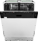 AEG FSE74608P AirDry / Inbouw / Volledig geïntegreerd / Nishoogte 82 - 90 cm