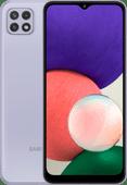 Samsung Galaxy A22 128GB Paars 5G