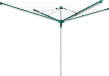 Leifheit Linomatic 500 Deluxe Umbrella Drying Rack - 50m
