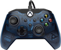 PDP Bedrade Controller Xbox Series X en Xbox One Blauw