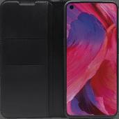 OPPO A74 / A54 5G Book Case Zwart