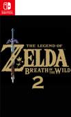 The Legend of Zelda: Breath of the Wild 2 Switch