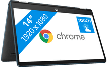 HP Chromebook x360 14b-cb0970nd Laptop met Intel pentium processor