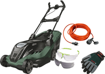 Bosch AdvancedRotak 650 + Bosch Garden Startkit 25m