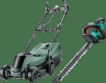 Bosch Citymower 18-300 + Bosch AHS 50-20 Li (zonder accu)