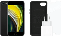 Apple iPhone SE 64GB Black + Accessory Pack