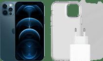 Apple iPhone 12 Pro 128GB Pacific Blue + Accessoirepakket