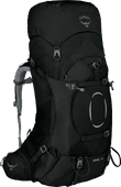 Osprey Ariel M/L 55L Black