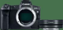 Canon EOS R Body + EF-EOS R Adapter