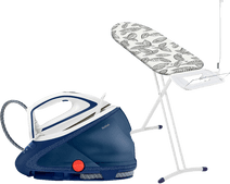 Tefal GV9580 Pro Express Ultimate Care + Leifheit Air Board Express Maxx 130 x 45 cm