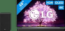 LG OLED48C16LA (2021) + Soundbar