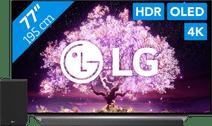 LG OLED77C16LA (2021) + Soundbar