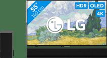 LG OLED55G1RLA (2021) + Soundbar