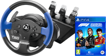 Thrustmaster T150 RS Pro + F1 2021 PS4