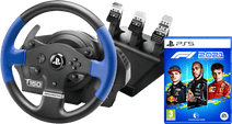Thrustmaster T150 RS Pro + F1 2021 PS5